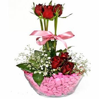 Tabakta güller